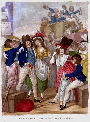 First convicts come to Australia