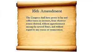 16th Amendment