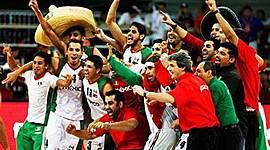 Antecedentes del Baloncesto en Mexico timeline