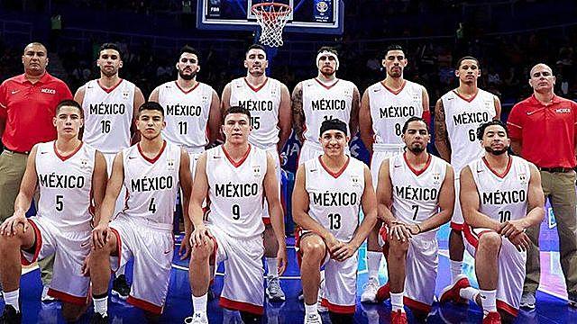 México derrotó a Estados Unidos en en juego clasificatorio para la Copa Mundial de Baloncesto Varonil China 2019