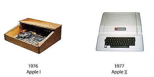 Apple 1 y 2