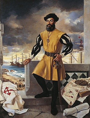 Ferdinand Magellan's crew was the first to circumnavigate the globe
