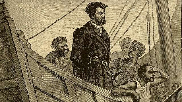 Jacques Cartier sailed the St. Lawrence River and discovered Montreal