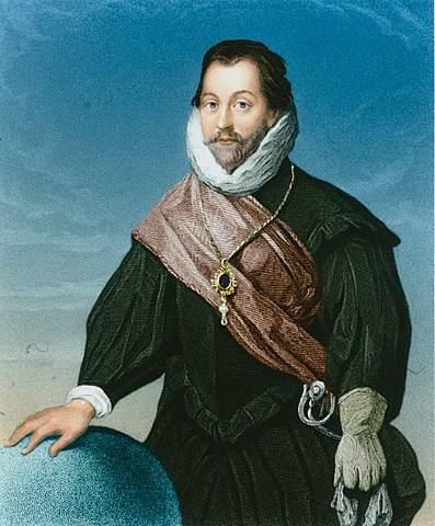 Sir Francis Drake circumnavigated the globe
