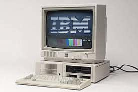 IBM PC Acorn