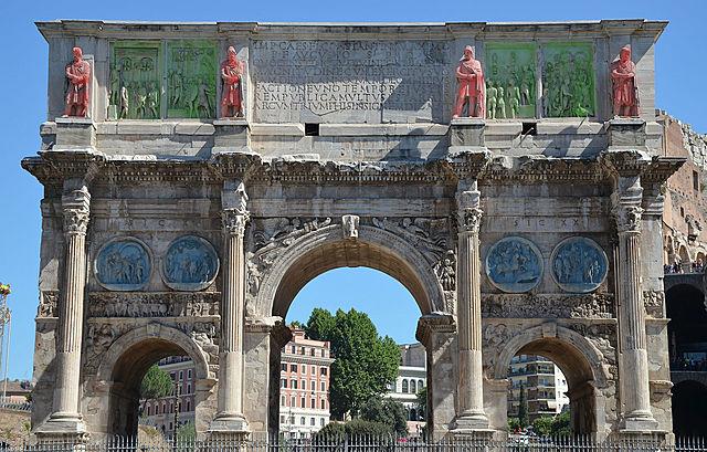 Arch of Consantine