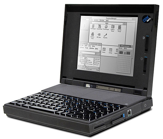 1992 Think Pad IBM