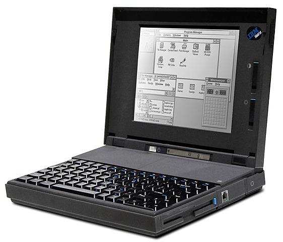 1992 Think Pad IBM