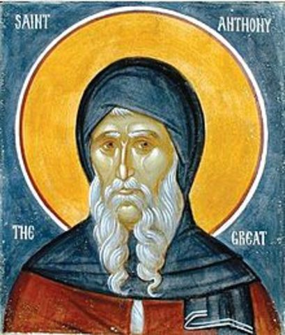 monasticism (Christian version founded by Saint Anthony the Great)