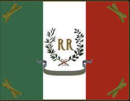 caduta delle repubbliche di Roma e di Venezia