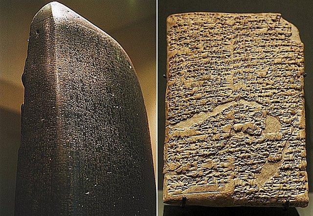 Se creo el Código de Hammurabi (guía de la practica contable)