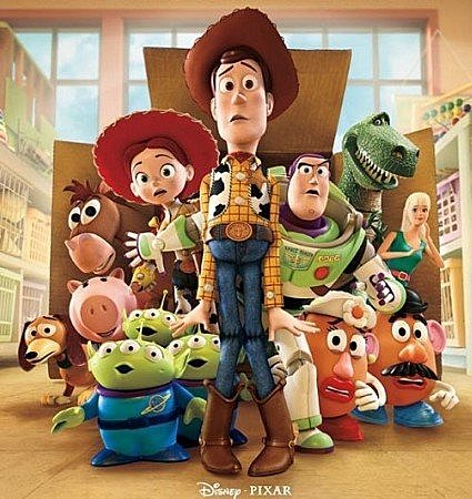 TOY STORY PELICULA