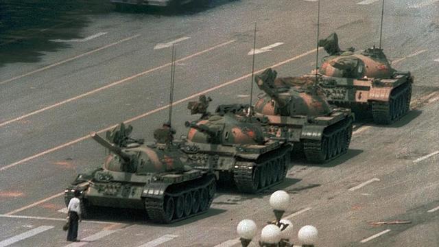 Demonstrasjonene (massakren) på Den himmelske freds plass