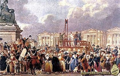 Luis XVI eta Maria Antonieta exekutatu