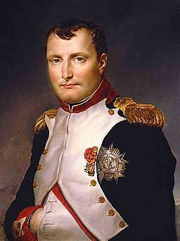 Napoleonen erreinaldia hasi