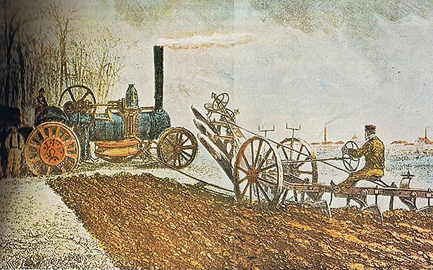 1750 Revolución Agrícola
