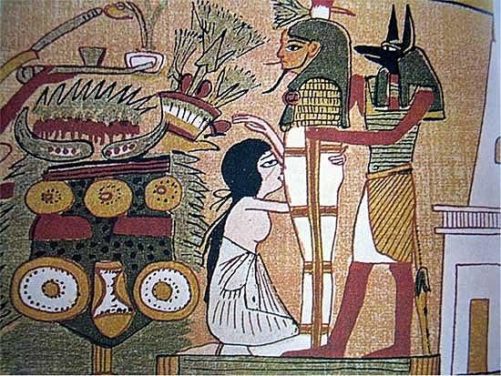 Cultura Egipcia: La prostitución 4.500 A. C y el 3.000 a.C