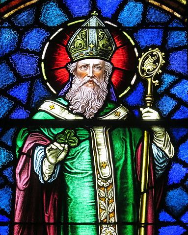 St. Patrick returns to Ireland