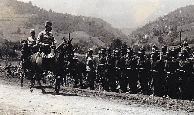 Guerra con Serbia