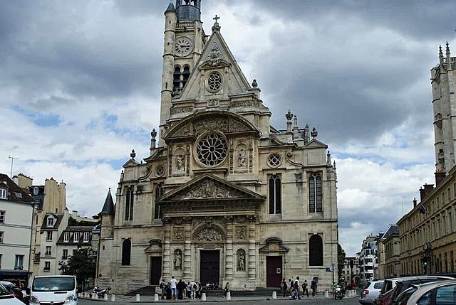 Church of St. Genevieve