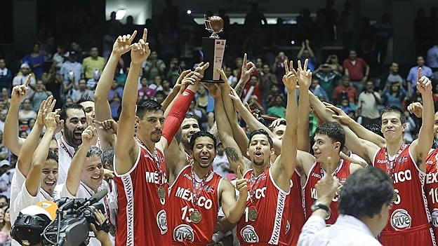 México en el Campeonato Mundial de Baloncesto