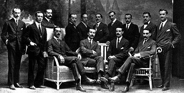 1917 Sociedad de Ingenieros Industriales