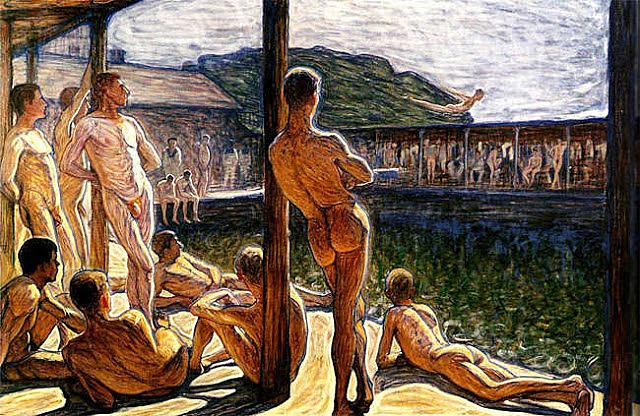 Cultura Romana: Prostitutos masculinos