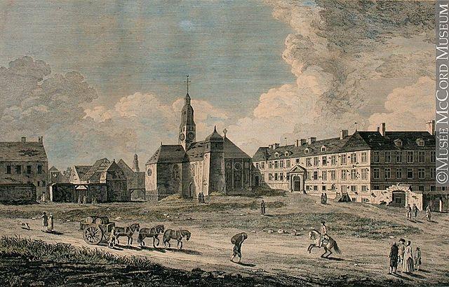 La fondation du Collège des Jésuites de Québec