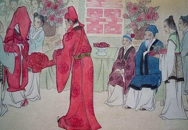 Cultura China: El matrimonio