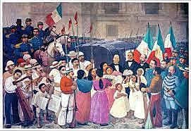 Presidente Benito Juárez (1870)