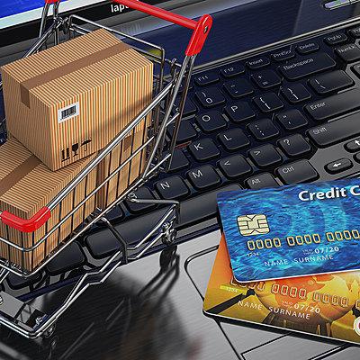 El comercio electrónico. Historia y desarrollo timeline