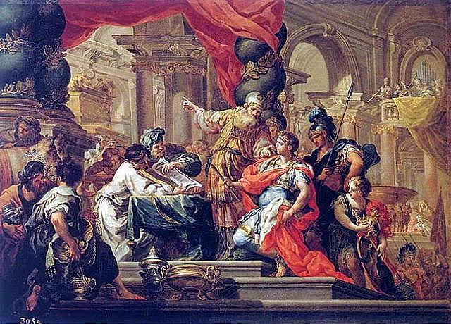 Alejandro Magno esta extendió su mercado de bienes