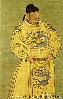 LA DINASTÍA TANG (618-907 d. C.)