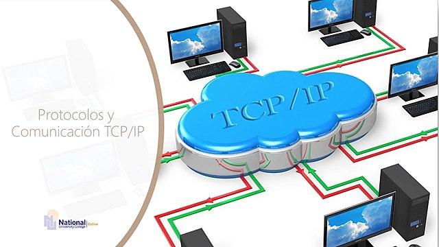 Creación del protocolo TCP/IP y del término internet