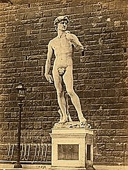 Michelangelo sculpted the statue of David.
