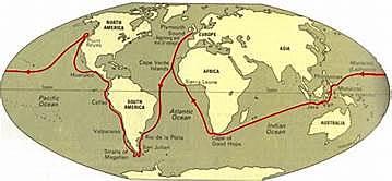 Elizabeth I sponsored Sir Francis Drake's exploration to the New World.
