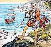 Sir Francis Drake circumnavigated the globe.