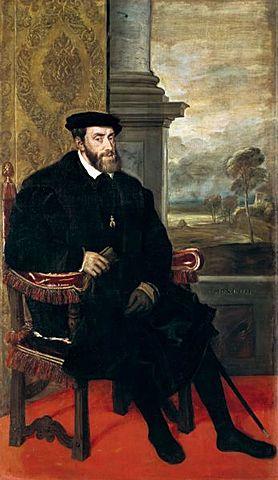 Reinado de Carlos I