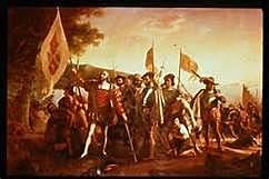 Francisco Pizarro defeated the Incas