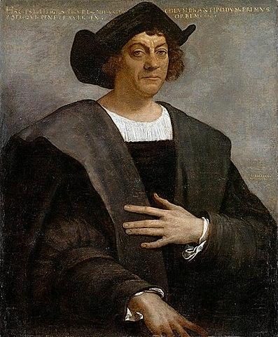 Cristóbal Colón (Biografía)