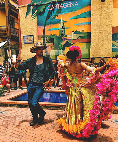 """1993 """"Colombia Declares Cartagena as Historical Heritage of Humanity"""""""