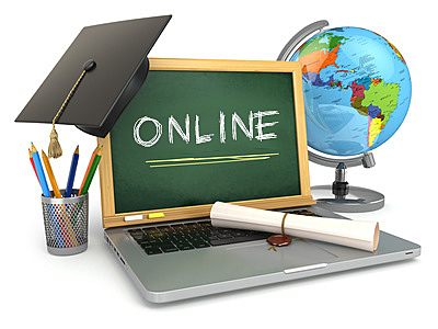 Online school starts