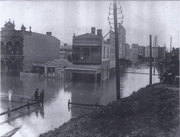 Devasting Floods