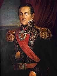 Rosas asume como gobernador provincial