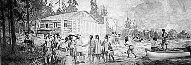 Création de la Compagnie de la Baie d'Hudson