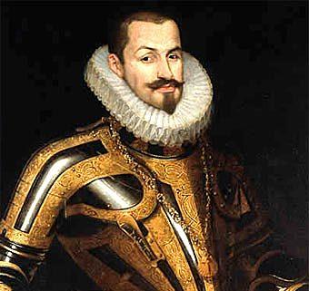 Delegó los asuntos de gobierno en el Duque de Lerma