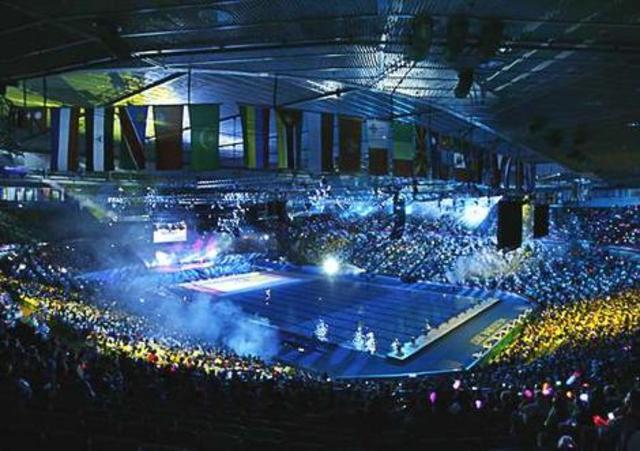 2007 World Aquatics Championships