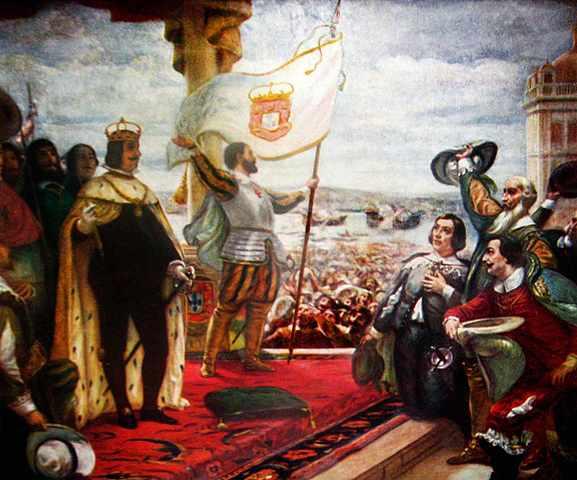 Rebelión en Portugal
