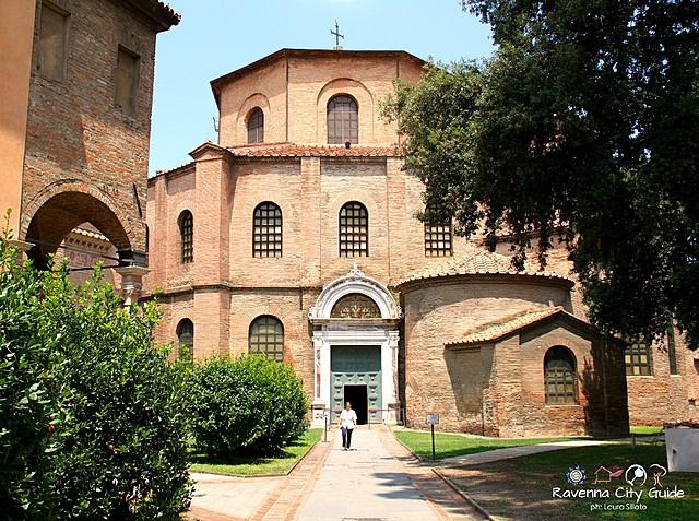 The Church of St. Vitale