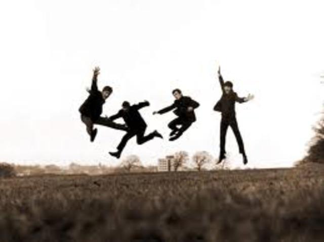 Separacion de los Beatles